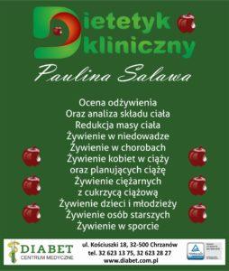 Dietetyk Kliniczny Paulina Salawa